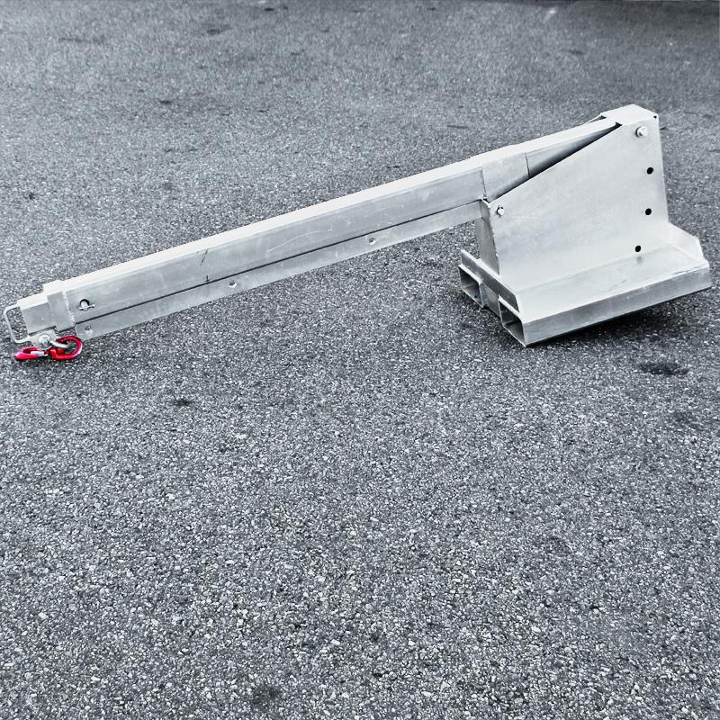 En gaffelkranarm till din truck.
